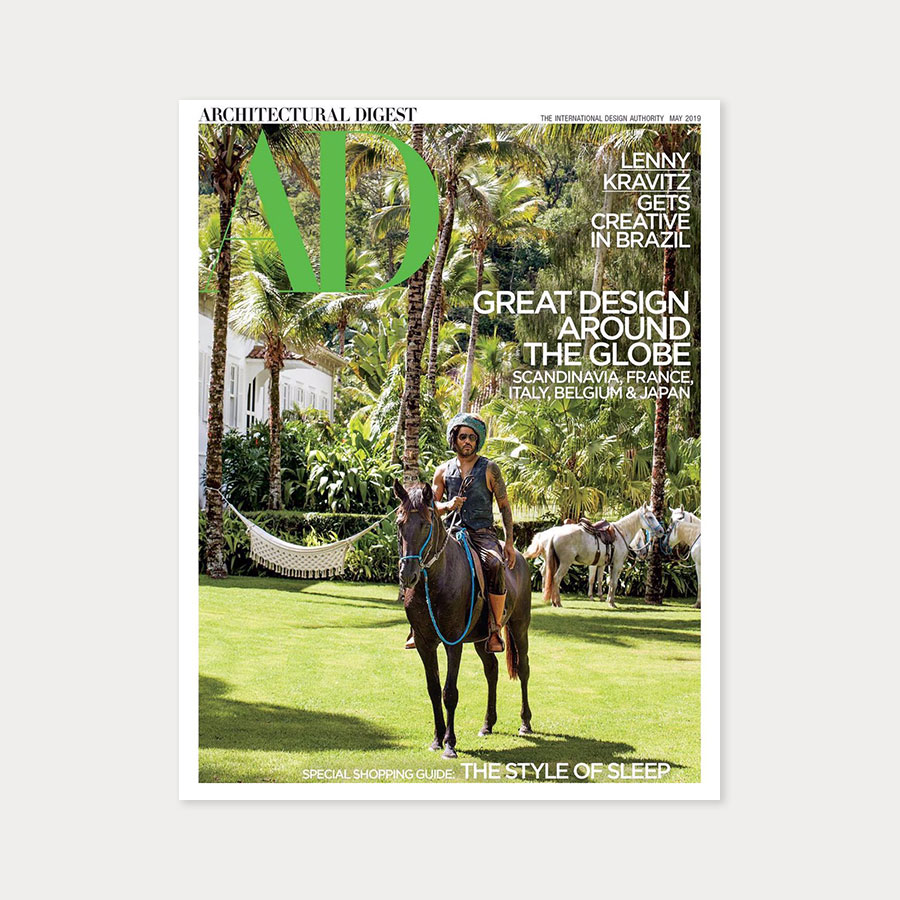 Architectural Digest May 13, 2019